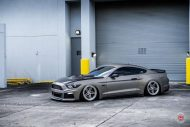 Roush Ford Mustang GT Vossen Forged LC 102 Wheels Tuning 4 190x127 TOP   Ford Mustang auf 20 Zoll Vossen Wheels LC 102 Alu's