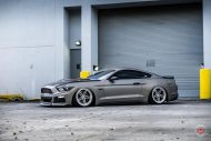 Roush Ford Mustang GT Vossen Forged LC 102 Wheels Tuning 5 190x127 TOP   Ford Mustang auf 20 Zoll Vossen Wheels LC 102 Alu's