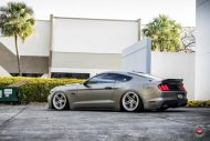 Roush Ford Mustang GT Vossen Forged LC 102 Wheels Tuning 6 190x127 TOP   Ford Mustang auf 20 Zoll Vossen Wheels LC 102 Alu's