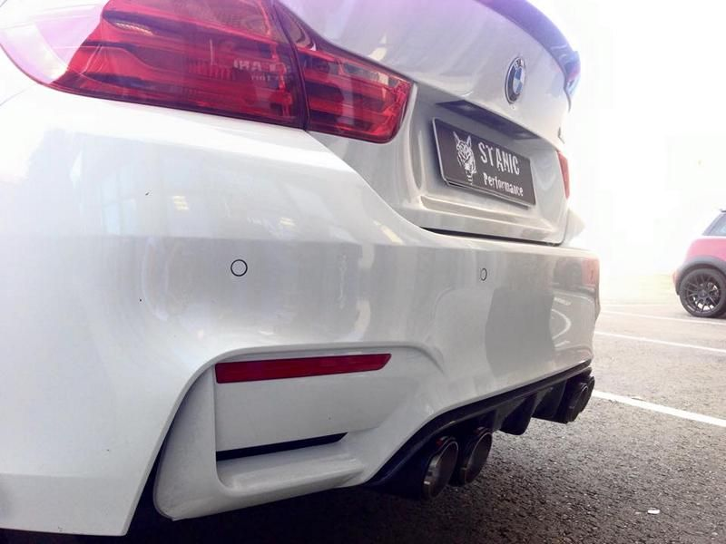 Stanic Performance BMW M4 F82 600PS Carbon Bodykit Tuning 19