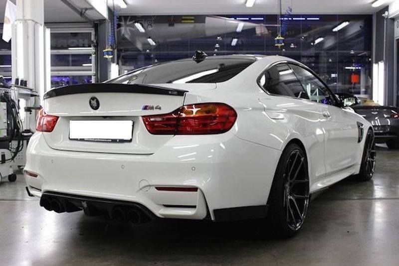 Stanic Performance BMW M4 F82 600PS Carbon Bodykit Tuning 4