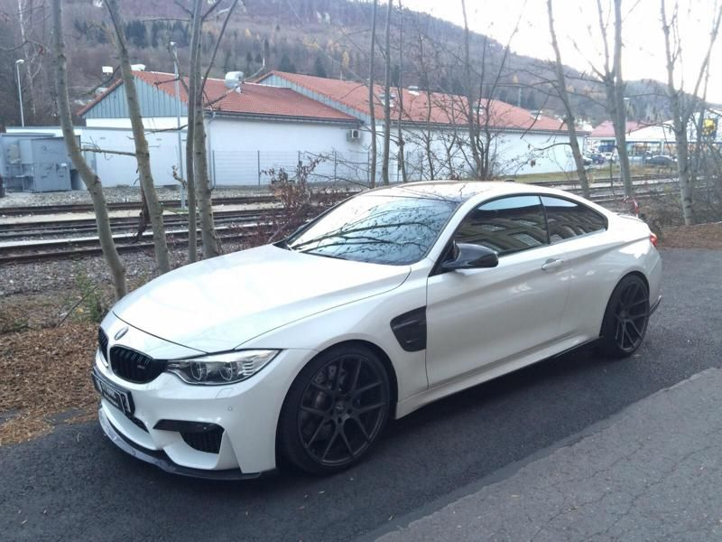 Stanic Performance BMW M4 F82 600PS Carbon Bodykit Tuning 7