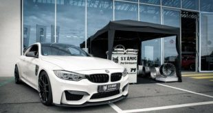 Stanic Performance BMW M4 F82 600PS Carbon Bodykit Tuning 9 1 e1460181666734 310x165 Stanic Performance   BMW M4 F82 mit 600PS & Carbon Body