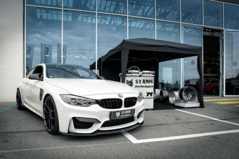 Stanic Performance BMW M4 F82 600PS Carbon Bodykit Tuning 9