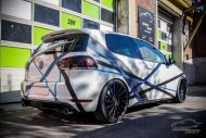 Stripes Folierung VW Golf MK6 GTi Check Matt Dortmund Tuning 10 190x127 Stripes Folierung am VW Golf 6 by Check Matt Dortmund