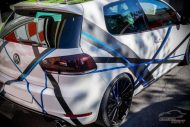 Stripes Folierung VW Golf MK6 GTi Check Matt Dortmund Tuning 11 190x127 Stripes Folierung am VW Golf 6 by Check Matt Dortmund
