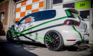 Stripes Folierung VW Golf MK6 GTi Check Matt Dortmund Tuning 4 190x114 Stripes Folierung am VW Golf 6 by Check Matt Dortmund