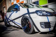 Stripes Folierung VW Golf MK6 GTi Check Matt Dortmund Tuning 9 190x127 Stripes Folierung am VW Golf 6 by Check Matt Dortmund