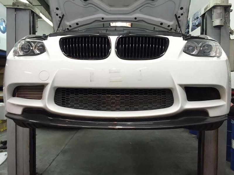 Track DM Performance BMW M3 F80 Tuning 10