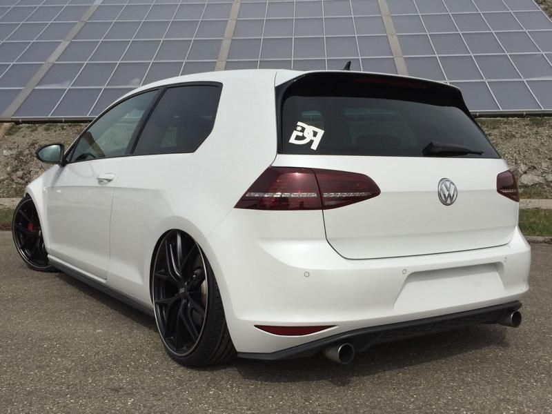 Tuning TVW Car Design VW Golf GTI BBS CI R gepfeffert 3 Top   TVW Car Design VW Golf GTI auf BBS CI R Alufelgen