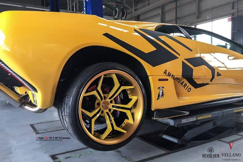 Tuning VCX Vellano Forged Wheels Lamborghini Diablo Tuning 1