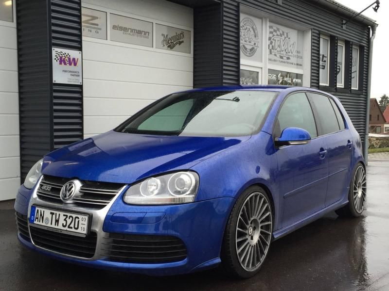 VW Golf MK5 R32 KW Etabeta Venti-R TVW Car Design Tuning 2