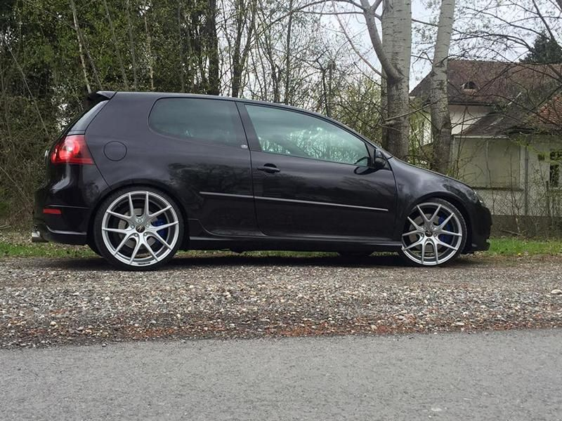 VW Golf R MK5 19 Zoll Z Performance Wheels ZP.Nine 6 VW Golf R MK5 auf 20 Zoll Z Performance Wheels ZP.Nine