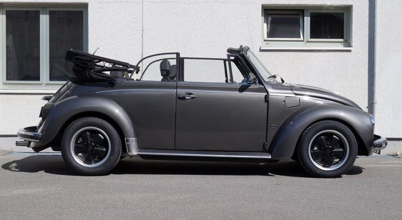 vw k fer cabrio restomod by cartech tuning 3 tuningblog. Black Bedroom Furniture Sets. Home Design Ideas