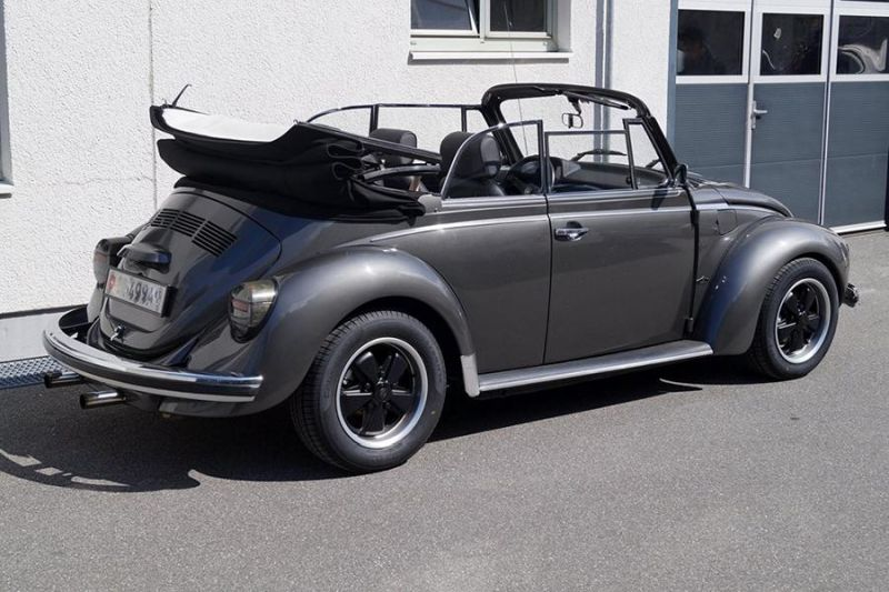 vw k fer cabrio restomod by cartech tuning 4 tuningblog. Black Bedroom Furniture Sets. Home Design Ideas