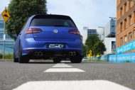 VW Mk7 Golf R City Performance Centre Mattblau Folierung Tuning 4 190x127 Top   VW Mk7 Golf R vom City Performance Centre in Mattblau