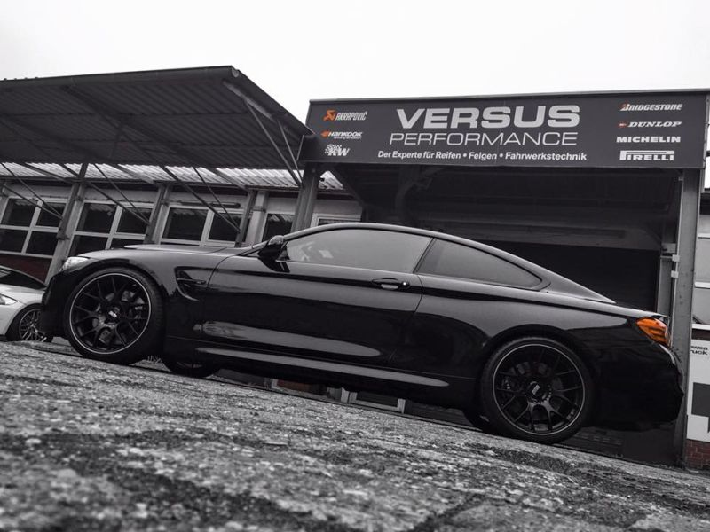 Versus Performance BMW M4 F82 20 Zoll BBS CH-R Chiptuning 2