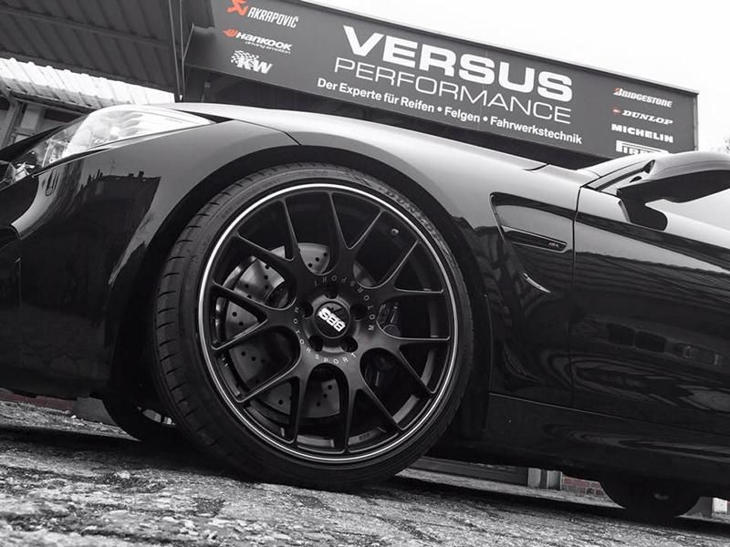 Versus Performance BMW M4 F82 20 Zoll BBS CH-R Chiptuning 4