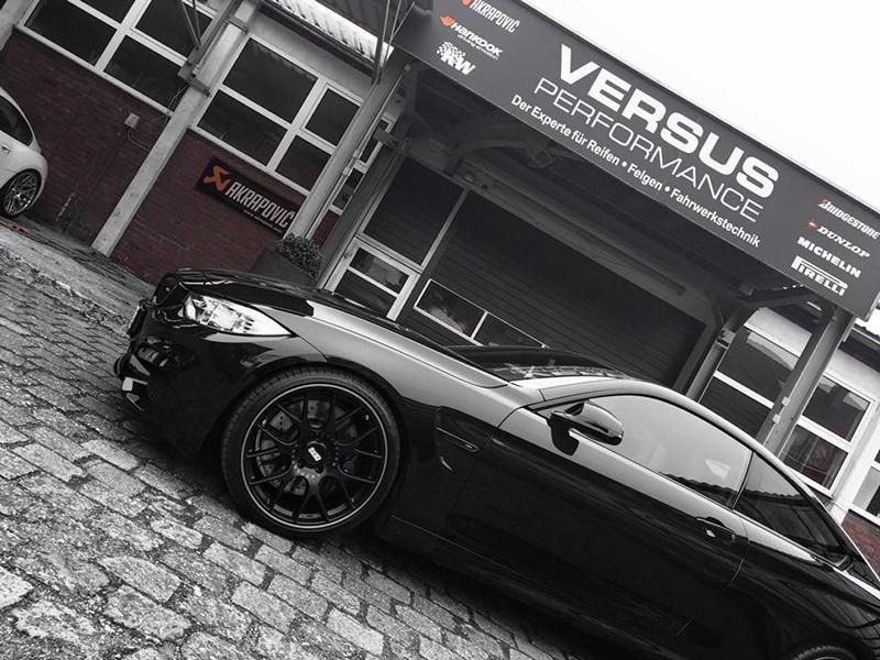 Versus Performance BMW M4 F82 20 Zoll BBS CH-R Chiptuning 5