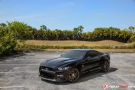 Vossen Wheels VFS 6 Naples Speed Ford Mustang GT Tuning 11 190x127 Vossen Wheels VFS 6 am Ford Mustang GT von Naples Speed