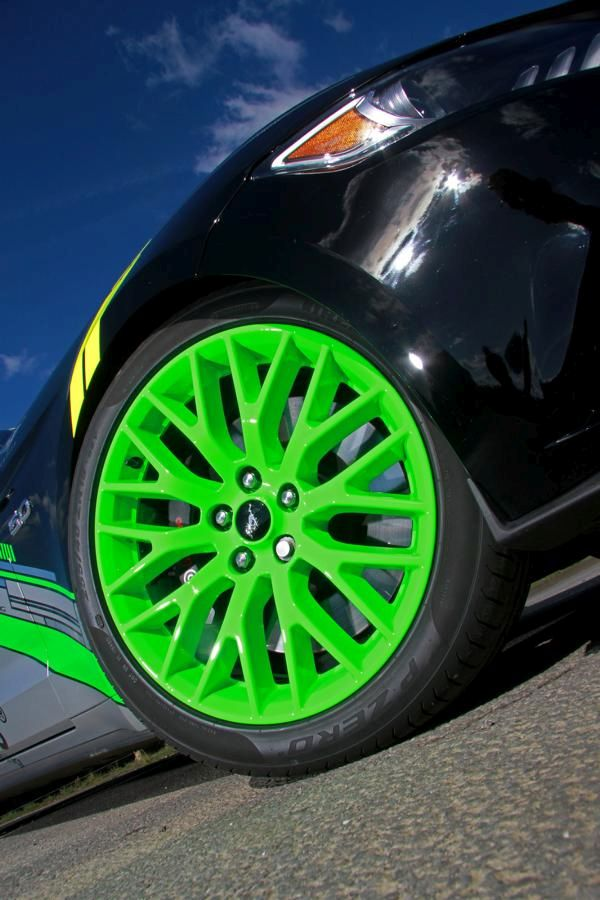 WRAPworks Folierung Ford Mustang GT Fastback Tuning Roush Performance 8