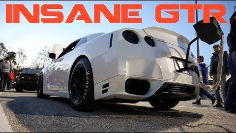 Weltrekord Lease Locators Racing Nissan GT R Video: Weltrekord   Lease Locators Racing Nissan GT R