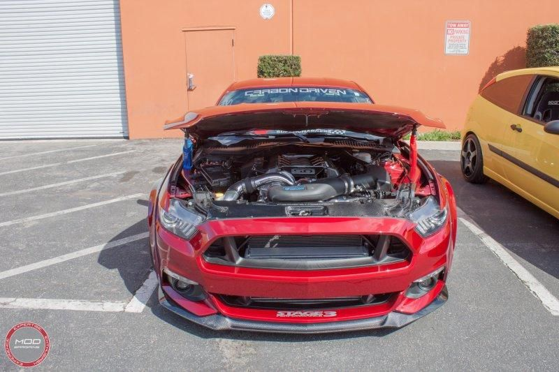 Widebody S550 Vortech Ford Mustang Kompressor Tuning ModBargains 13