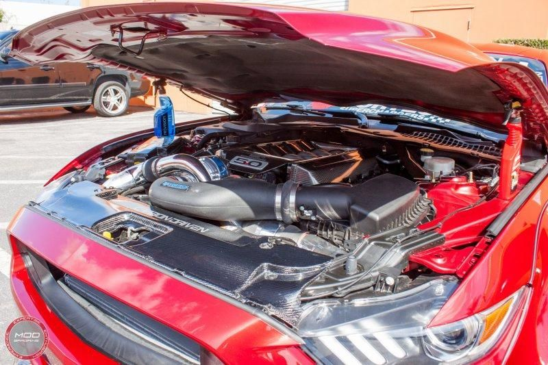 Widebody S550 Vortech Ford Mustang Kompressor Tuning ModBargains 14