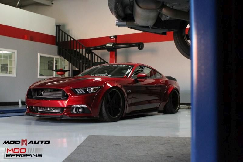 Widebody S550 Vortech Ford Mustang Kompressor Tuning ModBargains 16