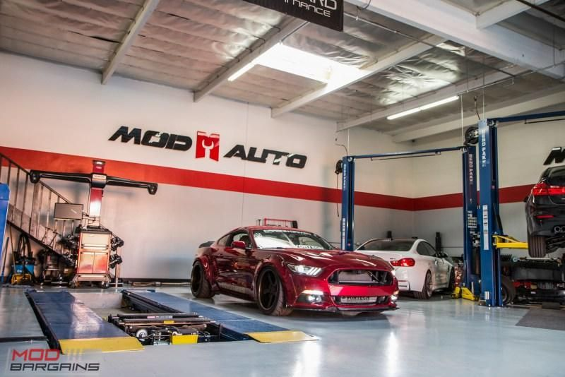 Widebody S550 Vortech Ford Mustang Kompressor Tuning ModBargains 19