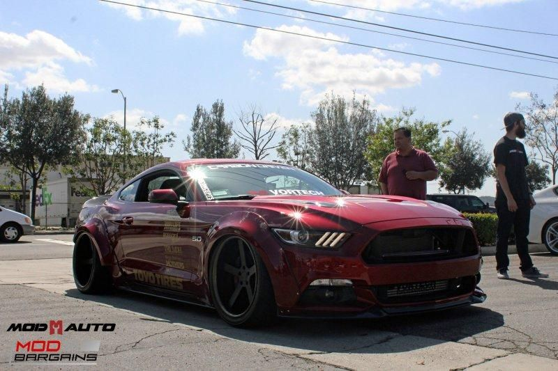 Widebody S550 Vortech Ford Mustang Kompressor Tuning ModBargains 3