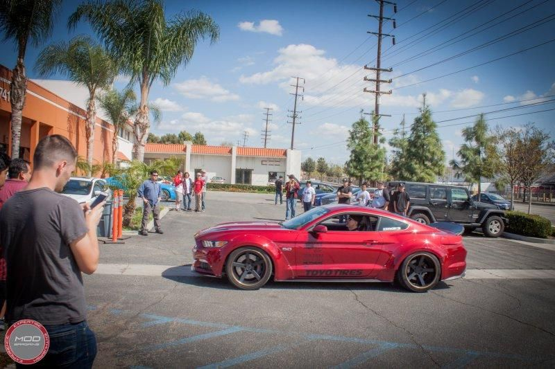 Widebody S550 Vortech Ford Mustang Kompressor Tuning ModBargains 4