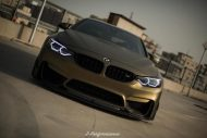 Z Performance Wheels ZP.NINE 21 Zoll BMW M4 F82 Tuning 5 190x127 Mega tief   Z Performance Wheels in 21 Zoll am BMW M4 F82