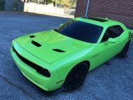 1.500PS Dodge HellHound Challenger SRT 392 Tuning Kompressor Nitro 7 190x143 Video: 1.500PS Dodge HellHound Challenger SRT 392