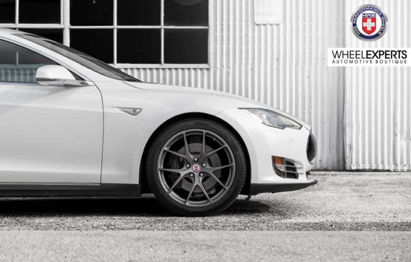 19 Zoll HRE Performance Wheels P101 Tesla Model S Tuning 1 19 Zoll HRE Performance Wheels P101 am Tesla Model S