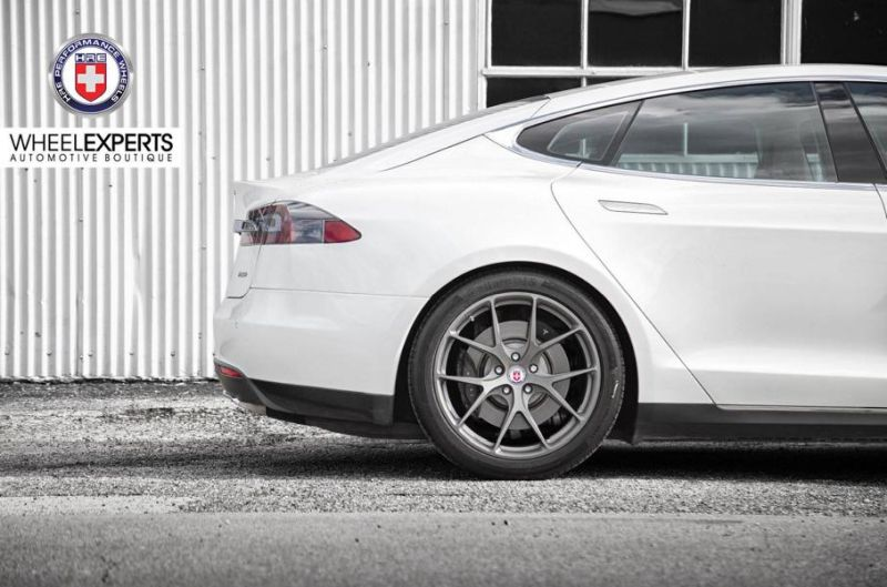 19 Zoll HRE Performance Wheels P101 Tesla Model S Tuning 2 19 Zoll HRE Performance Wheels P101 am Tesla Model S