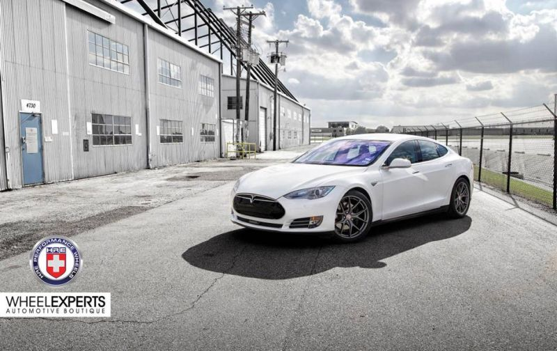19 Zoll HRE Performance Wheels P101 Tesla Model S Tuning 3 19 Zoll HRE Performance Wheels P101 am Tesla Model S