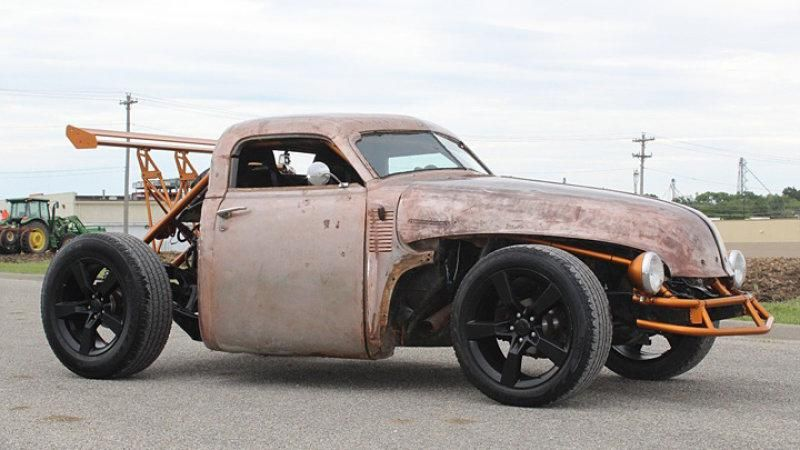1947er Chevrolet Pickup Rat Rod V8 Tuning 1 Ohne Worte   1947er Chevrolet Pickup Rat Rod V8