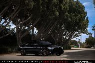 20 Zoll Lexani Wheels BMW 428i F32 Coupe Schwarz Tuning 7 190x127 20 Zoll Lexani Wheels am BMW 428i F32 Coupe in Schwarz