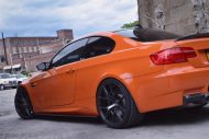 20 Zoll ZS05 Zito Wheels BMW E92 M3 Orange Tuning 5 190x127 20 Zoll ZS05 Zito Wheels am BMW E92 M3 in Orange