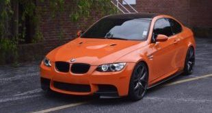 20 Zoll ZS05 Zito Wheels BMW E92 M3 Orange Tuning 6 1 e1464247290697 310x165 20 Zoll ZS05 Zito Wheels am BMW E92 M3 in Orange