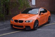 20 Zoll ZS05 Zito Wheels BMW E92 M3 Orange Tuning 6 190x127 20 Zoll ZS05 Zito Wheels am BMW E92 M3 in Orange