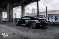 2016 Audi R8 %E2%80%8EHRE%E2%80%AC %E2%80%AA%E2%80%8EP104%E2%80%AC Tuning 2 190x127 2016er Audi R8 mit ‎HRE‬ ‪‎P104 Alu's by TAG Motorsports.
