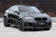 2016er G Power BMW X6M F86 Typhoon Chiptuning 750PS 980NM 1 190x127 2016er G Power BMW X6M F86 Typhoon mit 750PS & 980NM