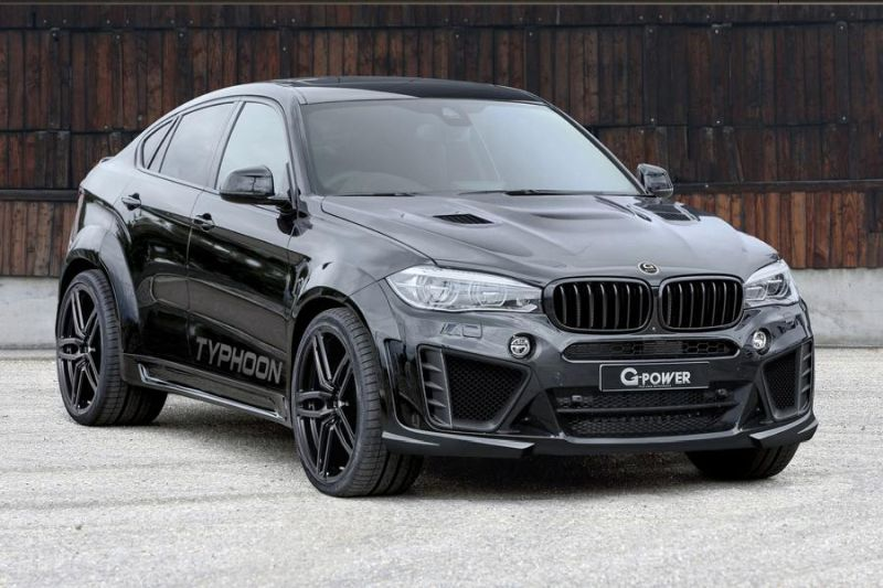 2016er G Power BMW X6M F86 Typhoon Chiptuning 750PS 980NM 1 2016er G Power BMW X6M F86 Typhoon mit 750PS & 980NM