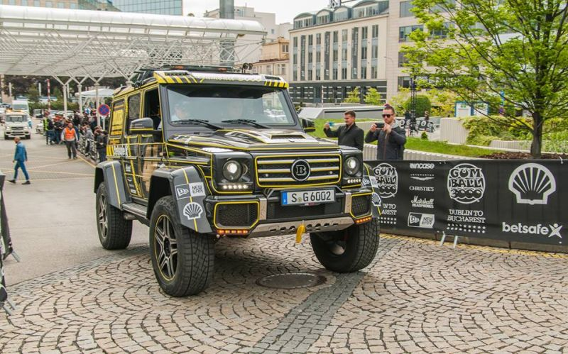 2016er gumball 3000 fotos aus prag tuning 1 magazin. Black Bedroom Furniture Sets. Home Design Ideas