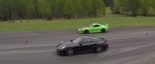 2017er Porsche 911 Turbo S Facelift vs. 1000PS Toyota Supra 1 e1464063842942 310x128 Versteigerung   Einmaliger Top Secret V12 Toyota Supra