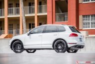 22 Zoll Hartmann Wheels VW Touareg Tuning Naples Speed 5 190x127 22 Zoll Hartmann Wheels am VW Touareg von Naples Speed