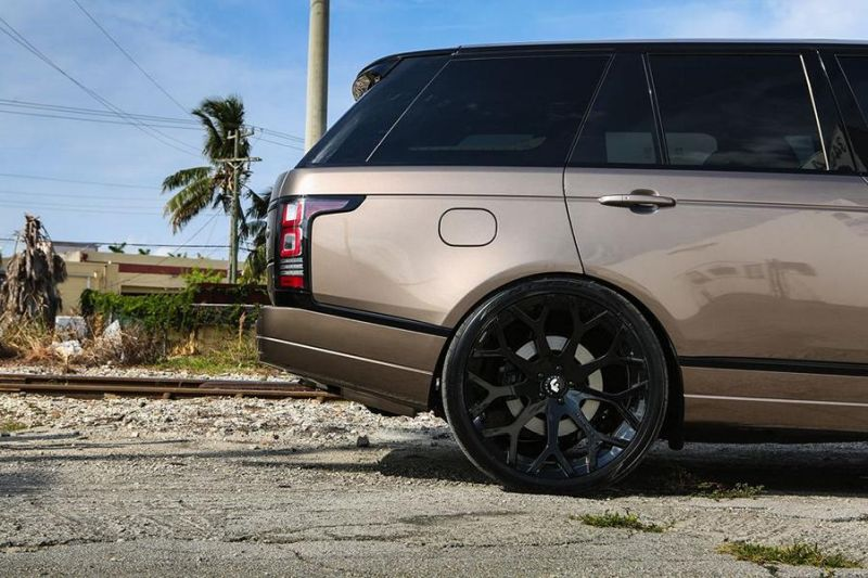 24 Zoll Forgiato Drea Alu%E2%80%99s MC Customs Range Rover Tuning 1 24 Zoll Forgiato Drea Alu's am MC Customs Range Rover