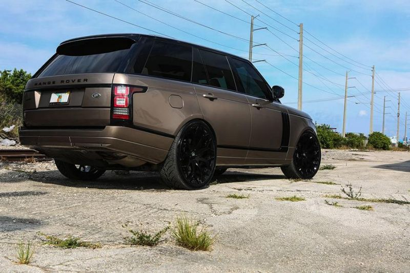 24 Zoll Forgiato Drea Alu%E2%80%99s MC Customs Range Rover Tuning 2 24 Zoll Forgiato Drea Alu's am MC Customs Range Rover